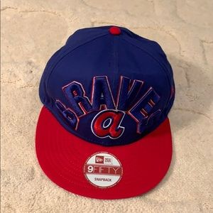 New Era Atlanta Braves Snapback